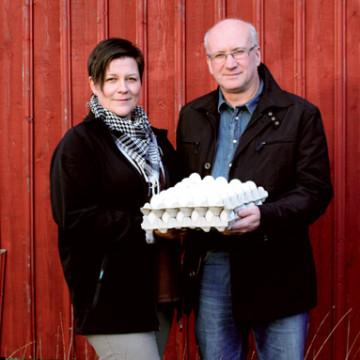 Jenny och Johan Granefelt, Jussö Gård i Skillingaryd